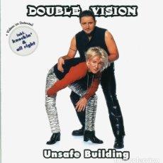 CDs de Música: CD DOUBLE VISION UNSAVE BUILDING CASI COMO NUEVO AQUITIENESLOQUEBUSCAS ALMERIA. Lote 271572998