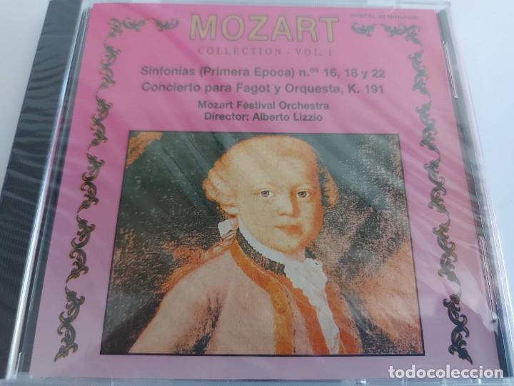 CDs de Música: MOZART COLLECTION / COMPLETA 12 CDS - PERFIL CLASSIC / PRECINTADOS / LEER. - Foto 2 - 271577963