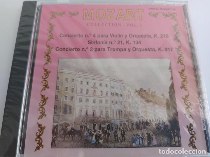 CDs de Música: MOZART COLLECTION / COMPLETA 12 CDS - PERFIL CLASSIC / PRECINTADOS / LEER. - Foto 3 - 271577963
