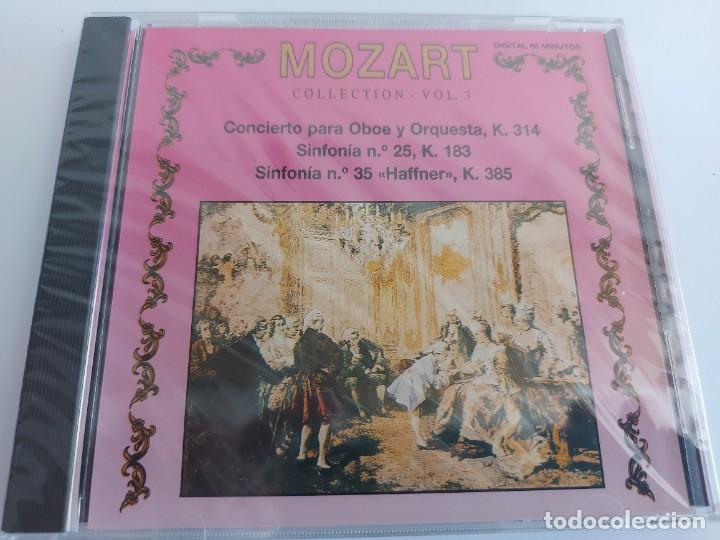 CDs de Música: MOZART COLLECTION / COMPLETA 12 CDS - PERFIL CLASSIC / PRECINTADOS / LEER. - Foto 4 - 271577963