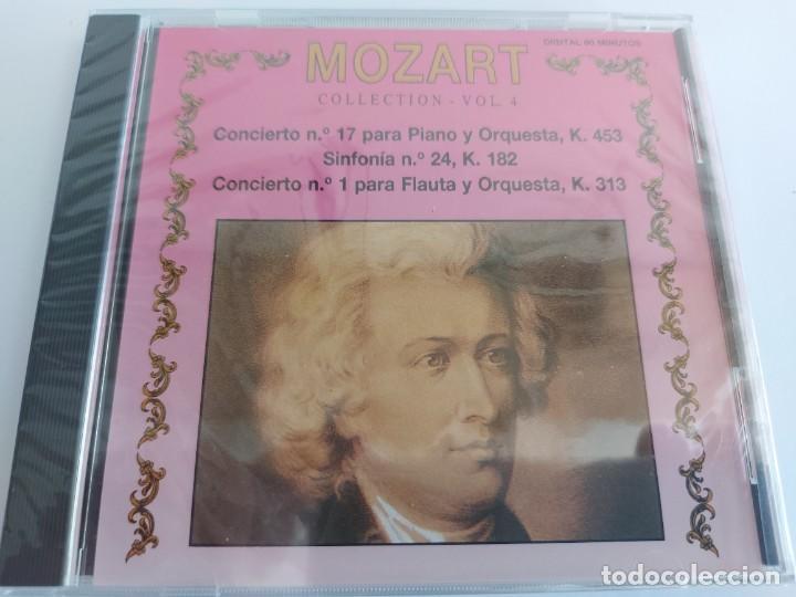 CDs de Música: MOZART COLLECTION / COMPLETA 12 CDS - PERFIL CLASSIC / PRECINTADOS / LEER. - Foto 5 - 271577963