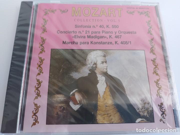 CDs de Música: MOZART COLLECTION / COMPLETA 12 CDS - PERFIL CLASSIC / PRECINTADOS / LEER. - Foto 6 - 271577963