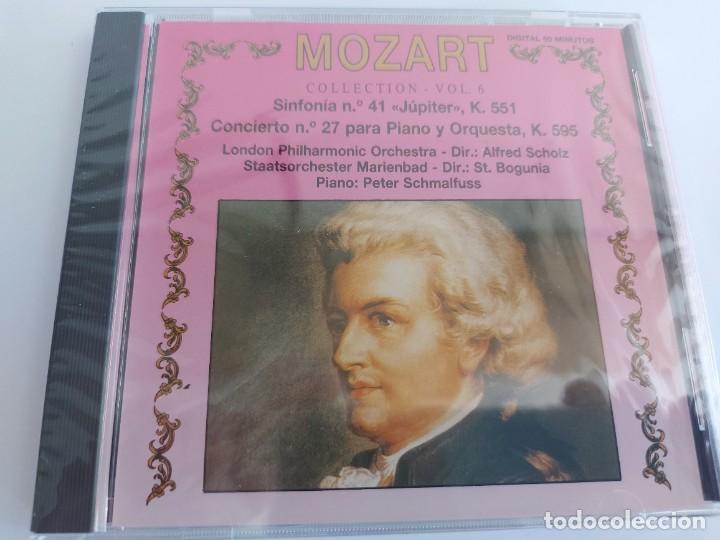 CDs de Música: MOZART COLLECTION / COMPLETA 12 CDS - PERFIL CLASSIC / PRECINTADOS / LEER. - Foto 7 - 271577963
