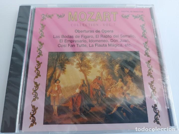 CDs de Música: MOZART COLLECTION / COMPLETA 12 CDS - PERFIL CLASSIC / PRECINTADOS / LEER. - Foto 8 - 271577963