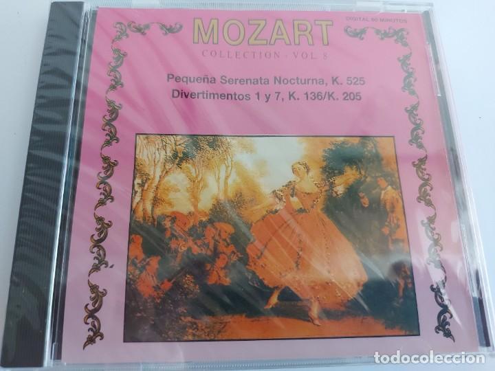 CDs de Música: MOZART COLLECTION / COMPLETA 12 CDS - PERFIL CLASSIC / PRECINTADOS / LEER. - Foto 9 - 271577963