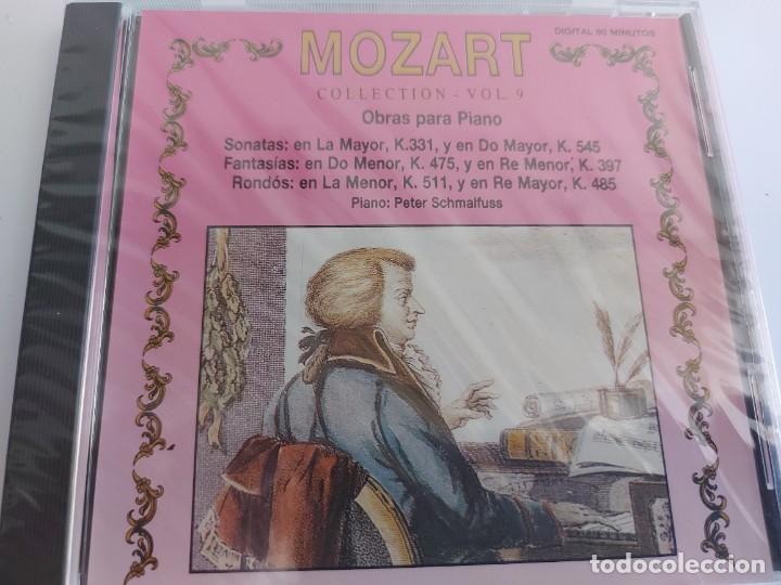 CDs de Música: MOZART COLLECTION / COMPLETA 12 CDS - PERFIL CLASSIC / PRECINTADOS / LEER. - Foto 10 - 271577963