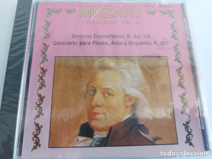 CDs de Música: MOZART COLLECTION / COMPLETA 12 CDS - PERFIL CLASSIC / PRECINTADOS / LEER. - Foto 11 - 271577963