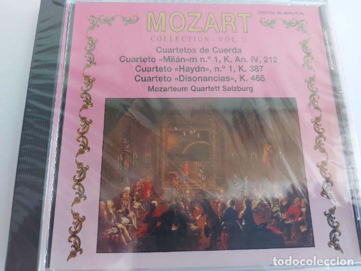CDs de Música: MOZART COLLECTION / COMPLETA 12 CDS - PERFIL CLASSIC / PRECINTADOS / LEER. - Foto 12 - 271577963
