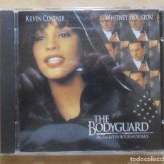 CDs de Música: CD - THE BODYGUARD (EL GUARDAESPALDAS) - ORIGINAL SOUNDTRACK ALBUM - ARISTA - 1992. Lote 271594883