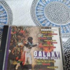 CDs de Música: G-81 CD MUSICA GALAXY(GARY GLITTER,DEEP PURPLE,BRYAN FERRY Y OTROS)POWER HITS DEL 92. Lote 271610918