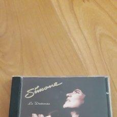 CDs de Música: SIMONE. LA DISTANCIA. Lote 271617688