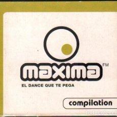 CDs de Música: MAXIMA - EL DANCE QUE TE PEGA - COMPILATION / 4 CD ALBUM / MUY BUEN ESTADO RF-10157. Lote 271635198