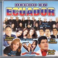 CDs de Música: HECHO EN ECUADOR - VARIOS. Lote 247473975