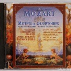 CDs de Música: CD. MOZART. MOTETS & OFFERTOIRES. Lote 271653863