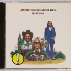CDs de Música: CD. AMERICA'S GREATEST HITS HISTORY. Lote 271655313