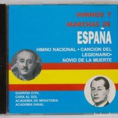 CDs de Música: CD. HIMNOS Y MARCHAS DE ESPAÑA. Lote 271656533