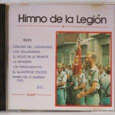 CDs de Música: CD. HIMNO DE LA LEGION. DOBLON. Lote 271656868