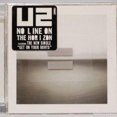 CDs de Música: CD. U2. NO LINE ON THE HORIZON. Lote 271657753