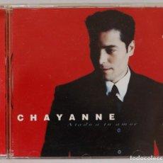 CDs de Música: CD. CHAYANNE. ATADO A TU AMOR. Lote 271657898