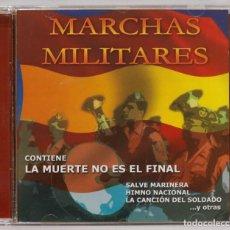 CDs de Música: CD. MARCHAS MILITARES. PASARELA. Lote 271658053