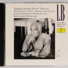 CDs de Música: CD. MOZART. LEONARD BENRSTEIN EDITION. Lote 271658703