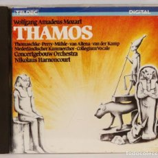 CD de Música: CD. MOZART. THAMOS. HARNONCOURT. Lote 271662553