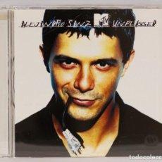 CDs de Música: CD. ALEJANDRO SANZ. UNPLUGGED. Lote 271664598