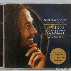 CDs de Música: CD. NATURAL MYSTIC. BOB MARLEY AND THE WAILERS. Lote 271682343
