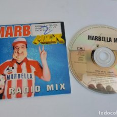 CDs de Música: MARBELLA MIX / RADIO MIX (DJ CAIMAN) / PROMO CD-POLYDOR-1996 / 6 TEMAS / IMPECABLE.. Lote 271825203