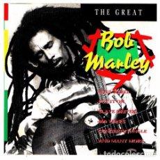 CDs de Música: C110 - BOB MARLEY. THE GREAT BOB MARLEY. RECOPILATORIO. CD.. Lote 271888518