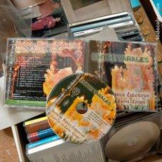 CDs de Música: DIFISILISIMO CD SEMANA SANTA ENTRE VARALES BANDA DE MUSICA CUBAMIRUM CAÑETE DE LAS TORRES CORDOBA. Lote 271899703
