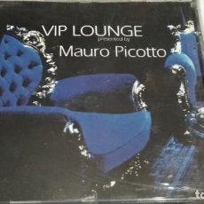 CDs de Música: CD ( MAURO PICOTTO - VIPO LOUNGE - CD 3 IN THE MIX ) 2001 TEMPO MUSIC - PROBADO. Lote 271902058