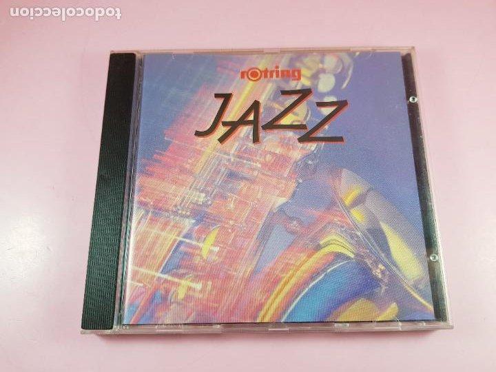 CDs de Música: CD-JAZZ-ROTRING-W. GERMANY-17 TEMAS-EXCELENTE-COLECCIONISTAS - Foto 2 - 271911973