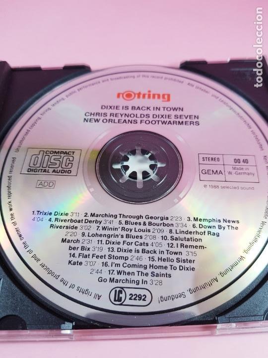 CDs de Música: CD-JAZZ-ROTRING-W. GERMANY-17 TEMAS-EXCELENTE-COLECCIONISTAS - Foto 4 - 271911973