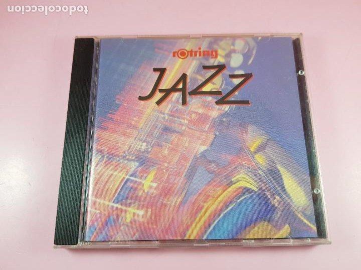 CD-JAZZ-ROTRING-W. GERMANY-17 TEMAS-EXCELENTE-COLECCIONISTAS (Música - CD's Jazz, Blues, Soul y Gospel)
