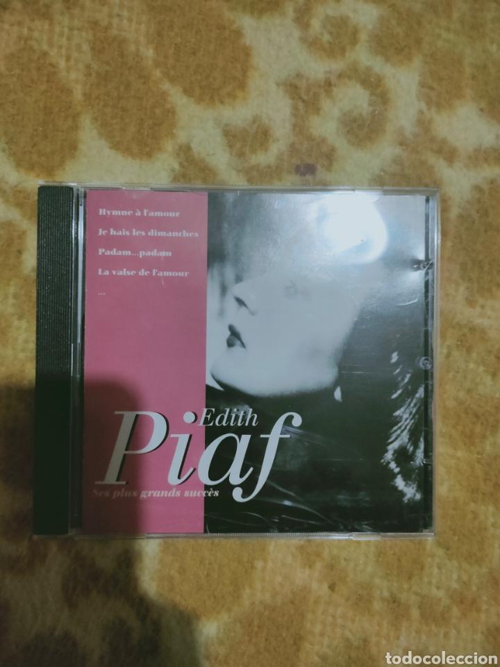EDITH PIAF - SES PLUS GRANDS SUCCESS CD (Música - CD's Jazz, Blues, Soul y Gospel)