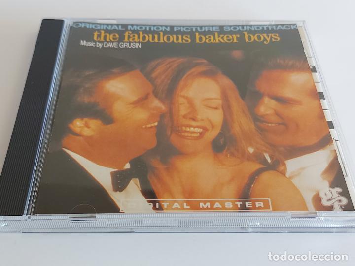 B.S.O. !! THE FABULOUS BAKER BOYS / DAVE GRUSIN / CD - GRP-1989 / 11 TEMAS / IMPECABLE. (Música - CD's Bandas Sonoras)