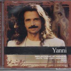 "CD de Música: ""YANNI COLLECTIONS"" 2008. Lote 267165529"