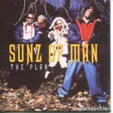 CDs de Música: SUNZ OF MAN / THE PLAN / SHINING STAR ((CD SINGLE CARTON). Lote 287982213
