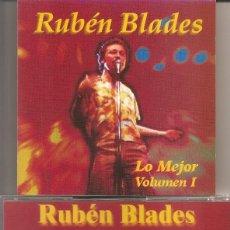 CDs de Musique: RUBEN BLADES - LO MEJOR VOL. 1 (CD, SUM RECORDS 2003). Lote 272042778