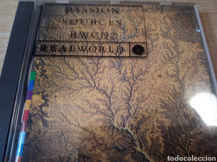 SOURCES PASSION (Música - CD's World Music)