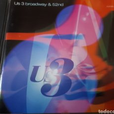 CDs de Música: US3 BROADWAY AND 52ND. Lote 272066978