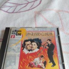 CDs de Música: G-81 CD MUSICA LA MUSICA EN EL CINE Nº 8 LOS GRANDES CLASICOS. Lote 272096428