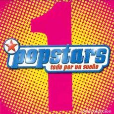 CDs de Música: POPSTARS: TODO POR UN SUEÑOS COLECCIÓN COMPLETA 10 CDS. Lote 272184968