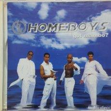 CDs de Música: HOMEBOYS - GOT MAMBO? - MERENGUE - 2002 CD RARO PROMOCIONAL. Lote 272283093