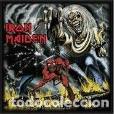 CDs de Música: CD IRON MAIDEN THE NUMBER OF THE BEAST. Lote 272473443