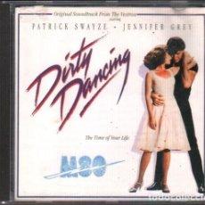 CDs de Musique: DIRTY DANCING / CON PATRICK SWAYZE Y JENNIFER GREY / CD ALBUM 1992 RF-10182. Lote 272545593