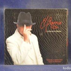 CDs de Música: EL BARRIO - TOUR 08: LA VOZ DE MI SILENCIO - CD + DVD. Lote 272567548