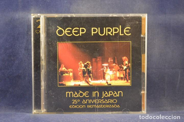 DEEP PURPLE - MADE IN JAPAN - 2 CD (Música - CD's Rock)