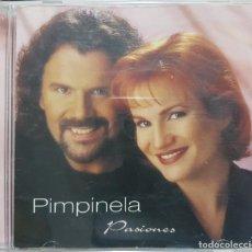 CDs de Música: PIMPINELA - PASIONES - POLYDOR 1997. Lote 272634018